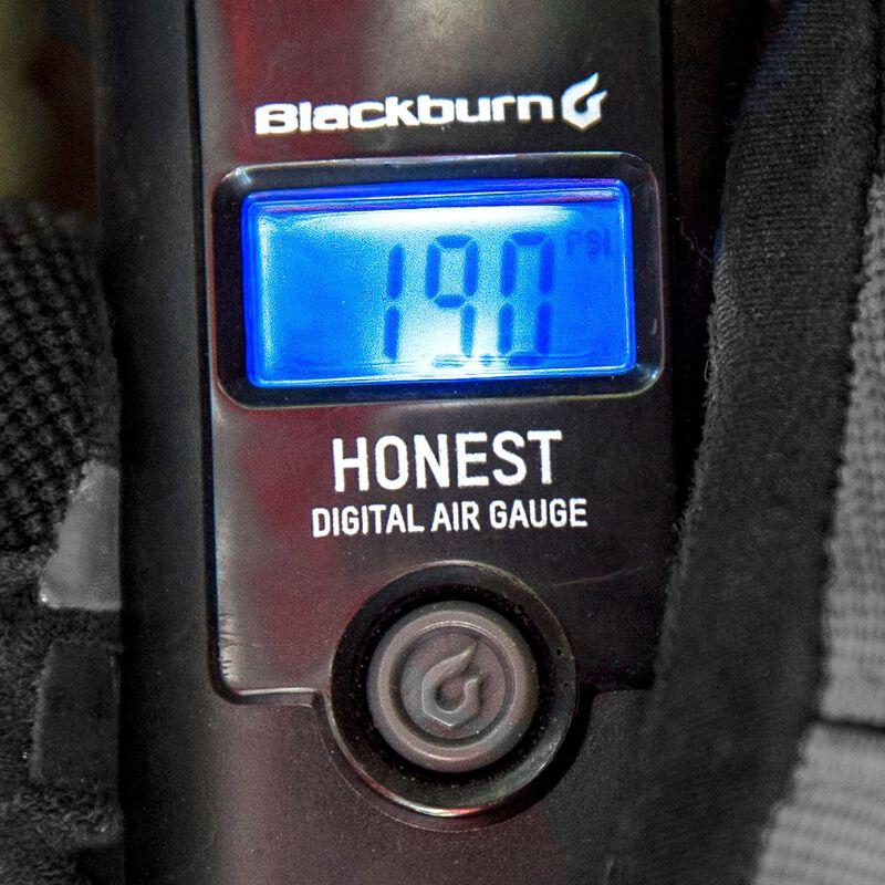 Honest Digital Pressure Gauge