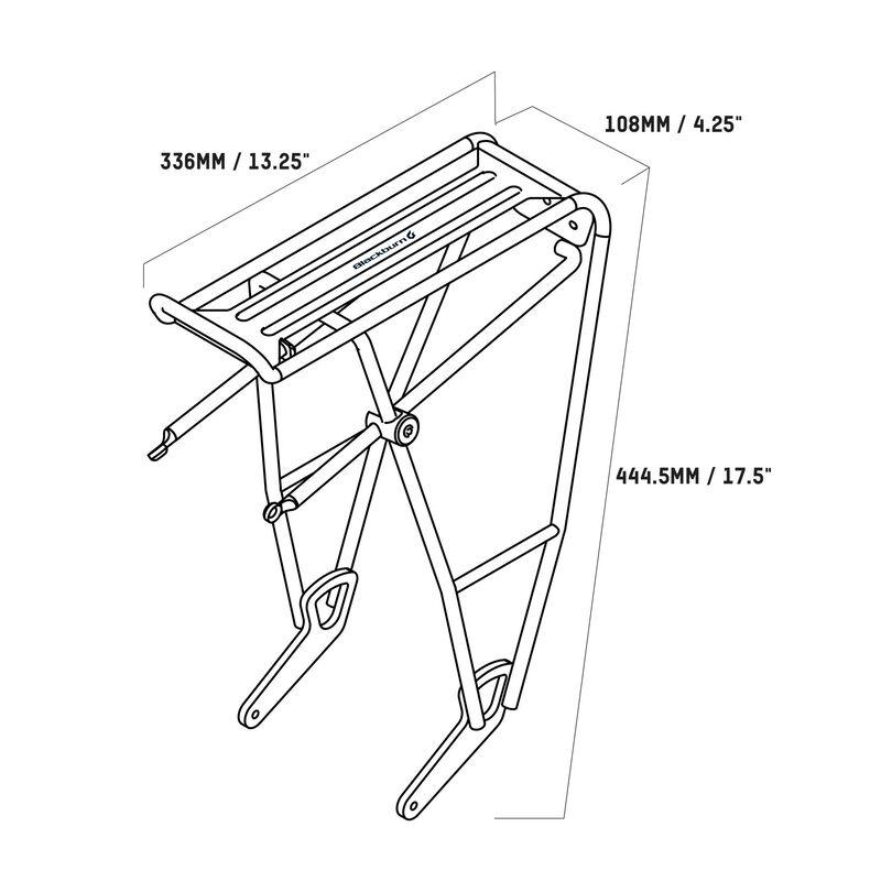 Grid 2 Top Deck Rack