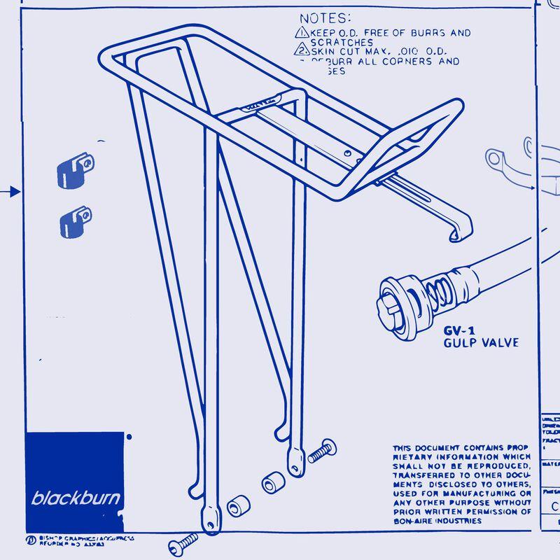 EX-1 Rear Rack
