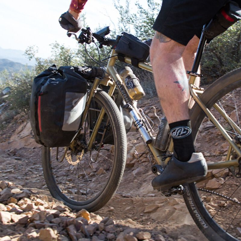 Outpost Top Tube Bag