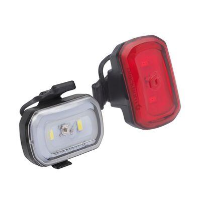 Click USB Front + Rear Light Set