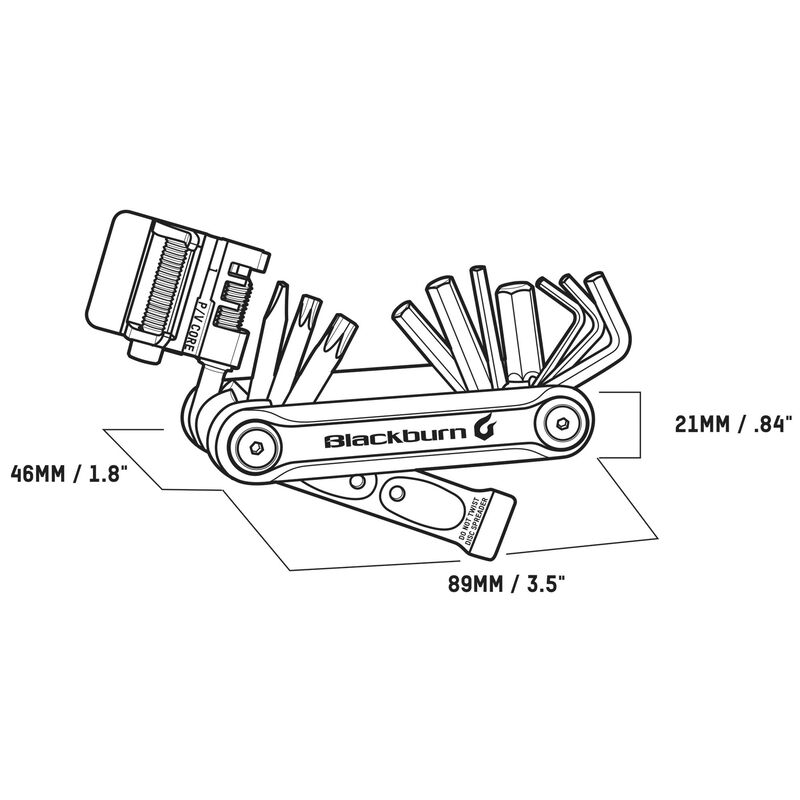 Tradesman Multi-tool