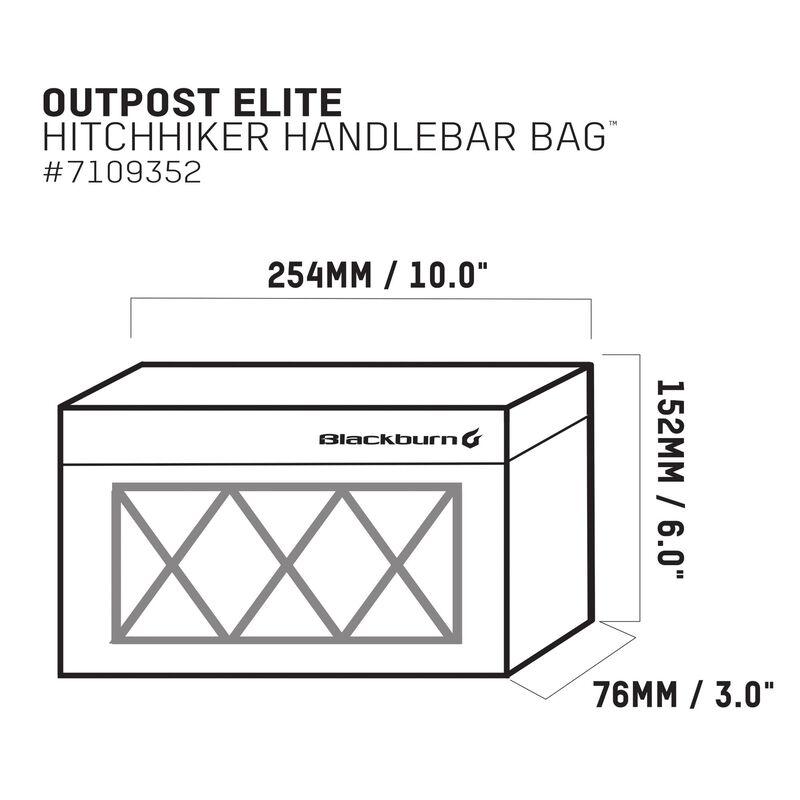 Outpost Elite Hitchhiker Bag